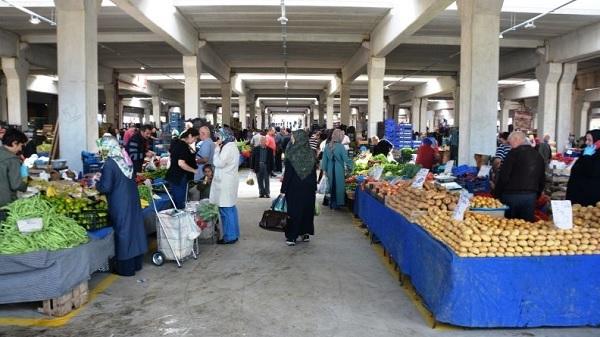 İzmit'te 19 halk pazarı 8 ve 15 Mayıs'ta açık olacak