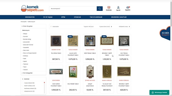 Komeksepeti.com'da hedef e-ticaretin en iyisi olmak