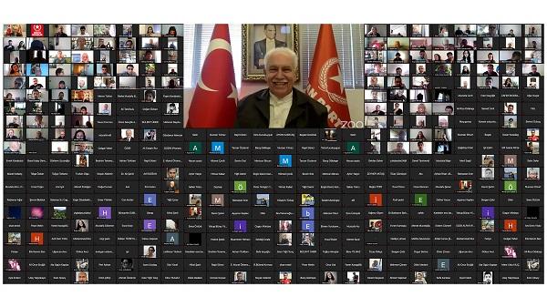 Doğu Perinçek, Türklerde Devlet Kuruculuğu