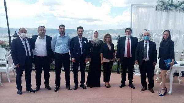 Gelecek Partisi Kocaeli seçmenlerle düğünlerde buluştu