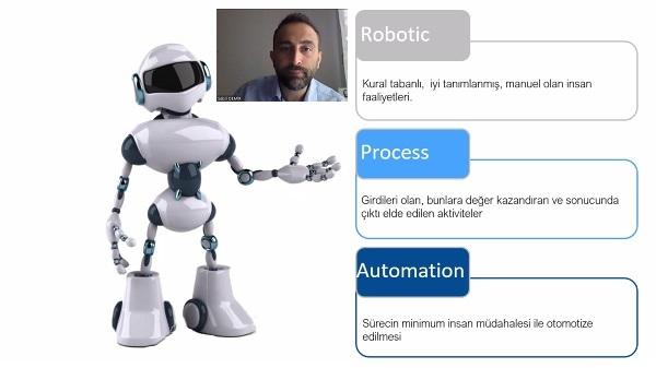 KSO'dan 'yeni nesil robotlar' semineri