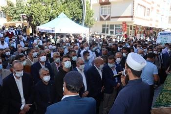 Kerem Aydemir'in Cenaze töreni