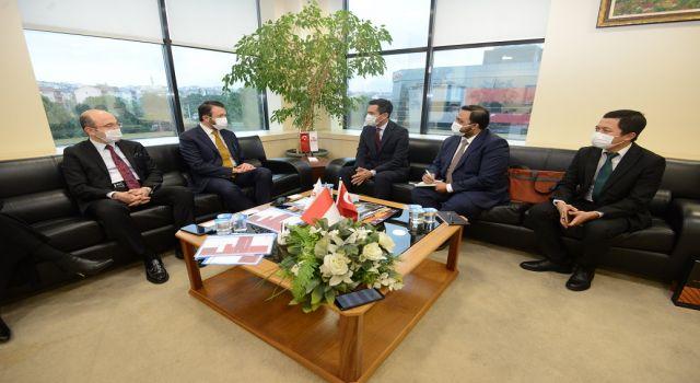 Photo of Endonezya ile Türkiye ticari ilişkilerini artıracak