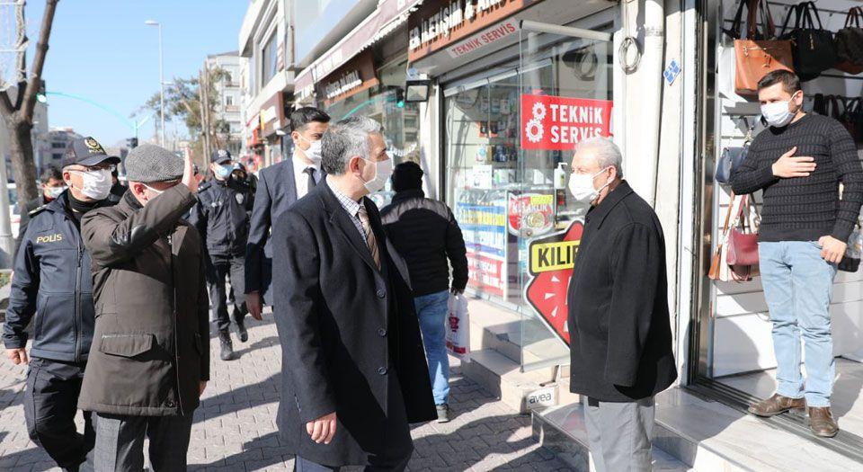 Photo of Kayseri Kocasinan'da dinamik denetim