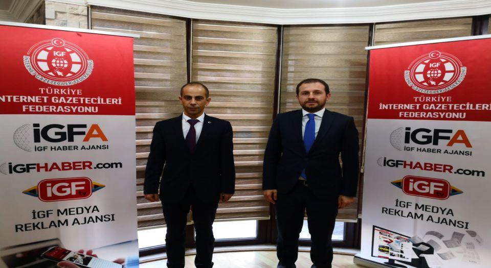 Photo of Ahmet Kılıç'tan İnternet Yasası açıklaması