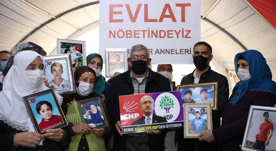 Photo of Kılıçdaroğlu'nun kardeşi CHP'ye pankart açtı!