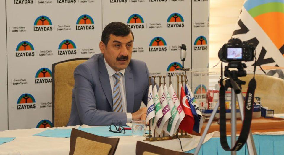 Photo of İZAYDAŞ, yıllık performansını değerlendirdi