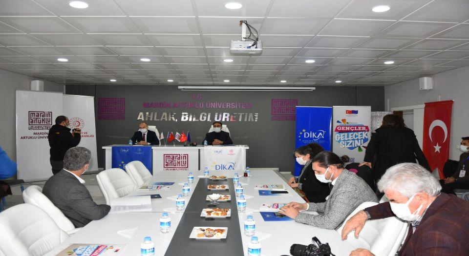 Photo of DİKA'dan Genç İstidam Projesi için 40 milyon TL