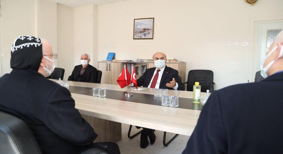 Photo of Mardin Valisi'nin önceliği 'GAP'