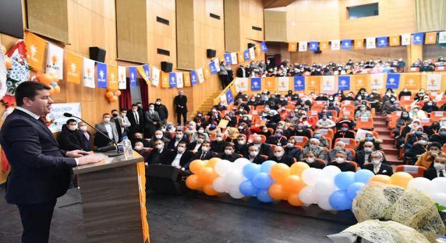Photo of AK Parti Aksaray Kadın Kolları'nda Ferhan Polat'a güvenoyu