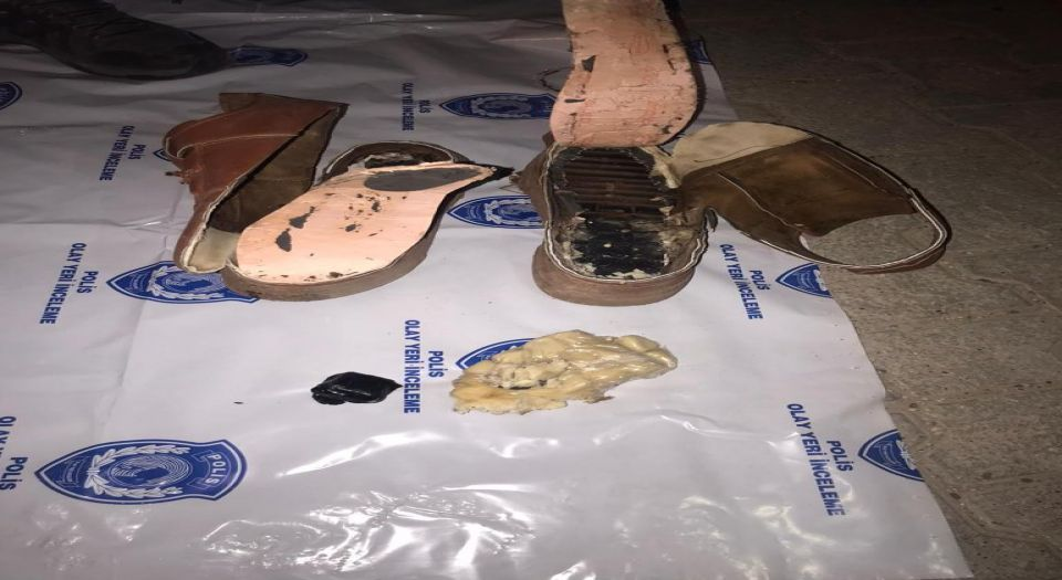 Photo of Patlayıcıları ayakkabıya gizleyen teröristler yakalandı
