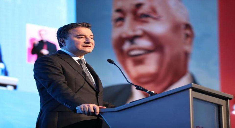 Photo of Ali Babacan'dan 'tek tip insan' eleştirisi