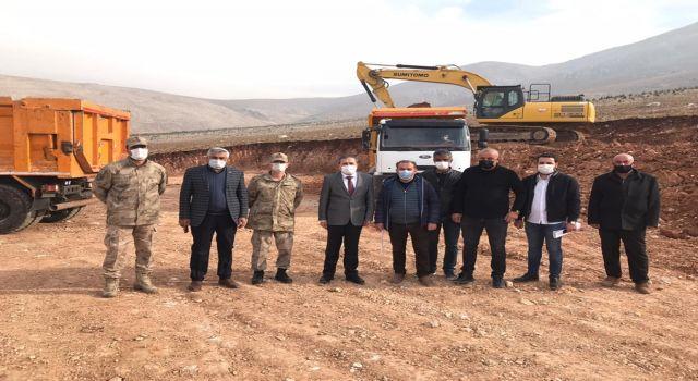 Photo of Kahramanmaraş'ta 2 bin 400 bireye yaşam alanı olacak