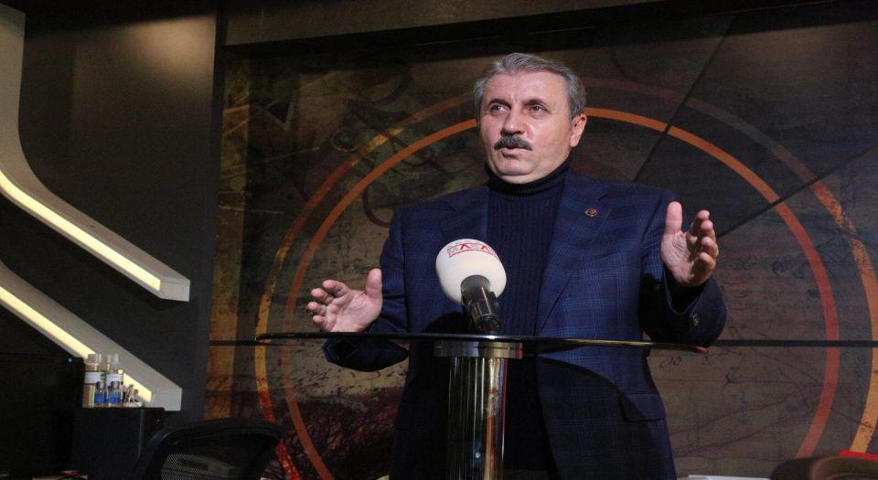 Photo of Mustafa Destici'den İstanbul Sözleşmesi açıklaması (ÖZEL HABER)