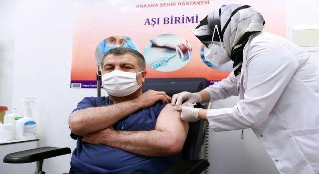 Photo of Sağlık Bakanı'ndan İşçi Partisi'ne aşı daveti