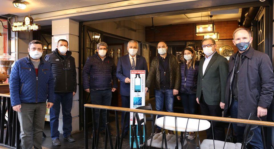 Photo of Kocaeli Ticaret Odası'ndan sektörlere hijyen uyarısı