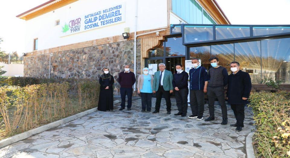 Photo of Malatya Battalgazi'de sosyal tesisler açılıyor