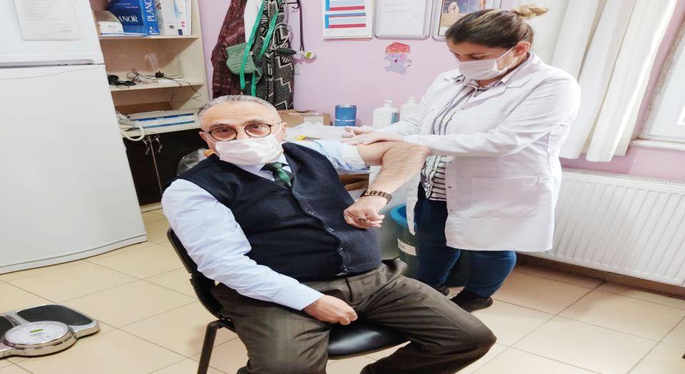 Photo of Türkiye Emekliler Derneği Batman'dan aşı çağrısı
