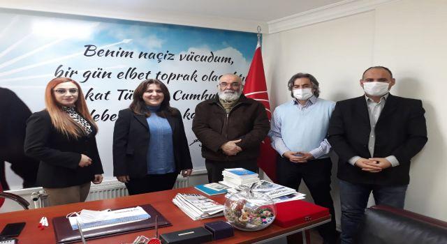 Photo of KİGADER'den CHP'ye ziyaret (ÖZEL HABER)