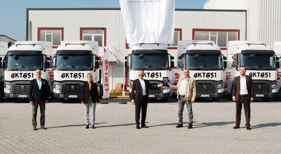 Photo of Bursa'da lojistijk firma Renault Trucks'tan vazgeçmedi