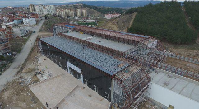 Photo of Denizli Pamukkale'deki sosyal tesis için ikmal sözleşmesi imzalandı