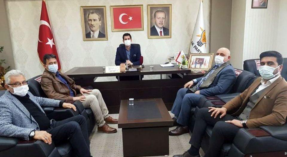Photo of AK Parti Denizli'ye, Buldan'dan 'hayırlı olsun' ziyareti