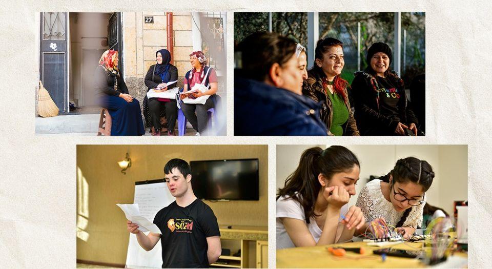Photo of Sabancı Vakfı hibe programını açıkladı