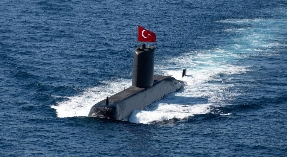 Photo of Türkiye, Dynamic Manta 21 tatbikatında