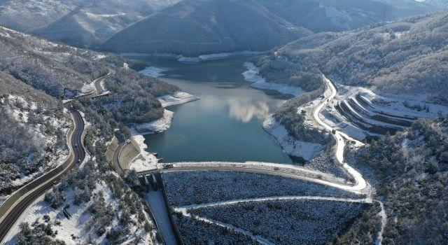 Photo of Bursa'da 70 günlük su rezervi 115 güne çıktı!