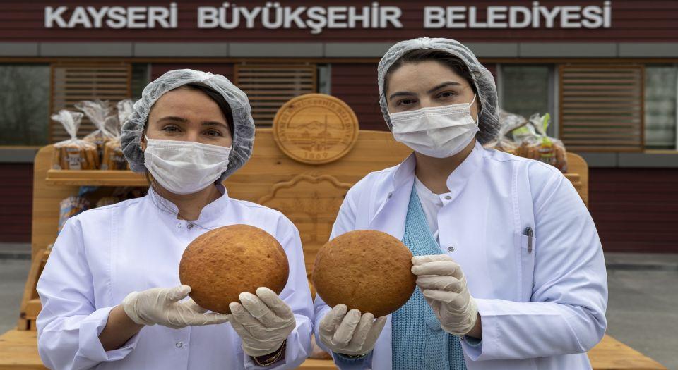 Photo of Kayseri'de 'Gacer Ekmeği'ne indirim!