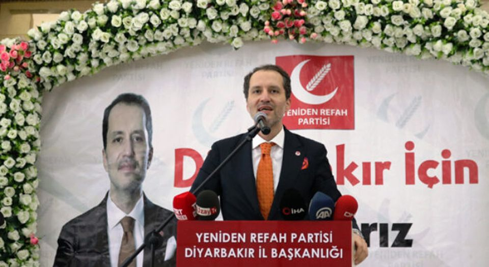 Photo of Diyarbakır'da Erbakan'dan 'yeni anayasa' yorumu