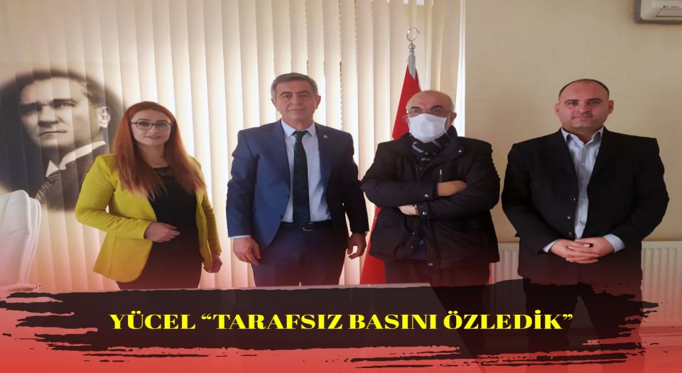 Photo of İYİ Partili Kazım Yücel'den adaylık açıklaması