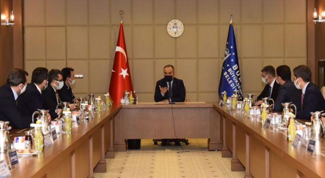 Photo of Bursa'da imar dışı bölgelere doğalgaz müjdesi