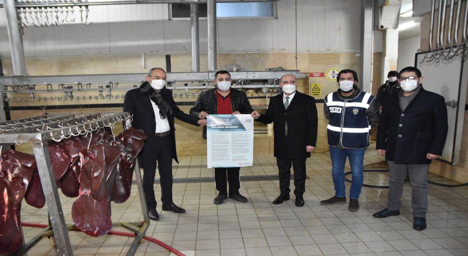 Photo of Kayseri'de pastırma ve sucuk imalatçılarına tedbirli denetim
