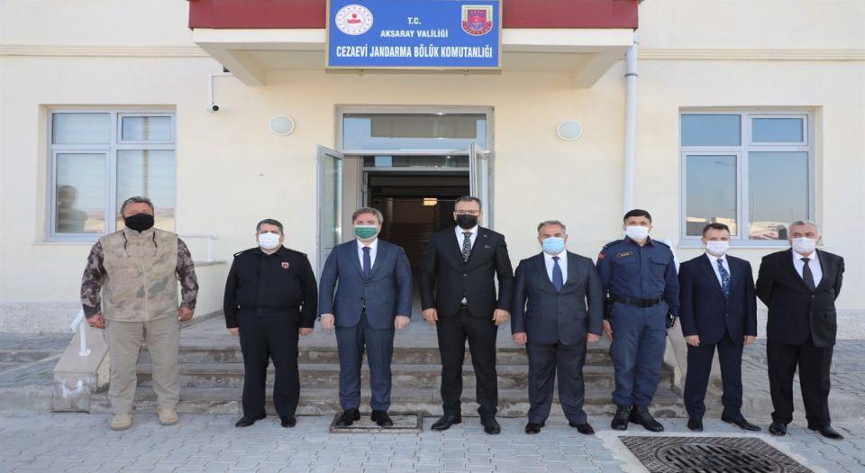 Photo of Aksaray'da Mehmetçiklere moral ziyareti