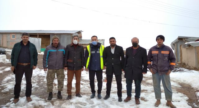 Photo of Sivas'ta ÇEDAŞ ekiplerine teşekkür