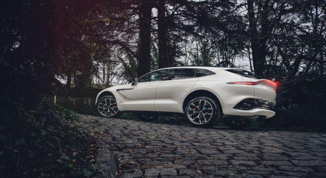 Photo of Aston Martin'in spor otomobili Türkiye'de