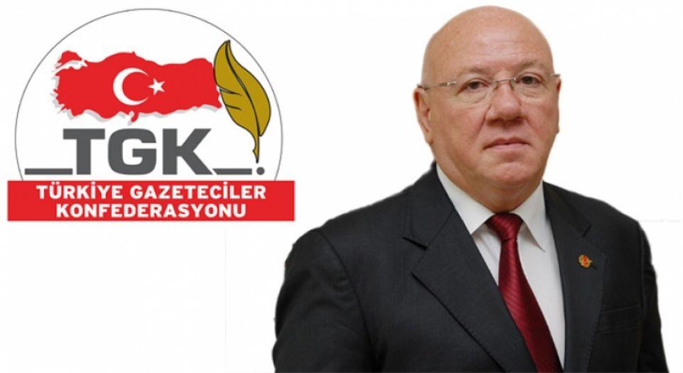 """Photo of TGK Genel Başkanı: """"Uğur Mumcu'nun idealleri yaşatılıyor"""""""