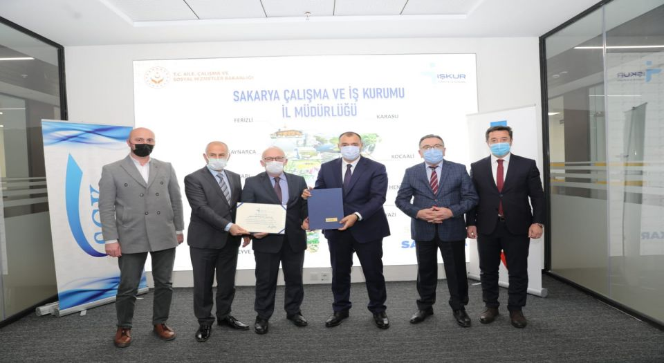 Photo of İş-Kur TIRSAN ile sözleşme imzaladı
