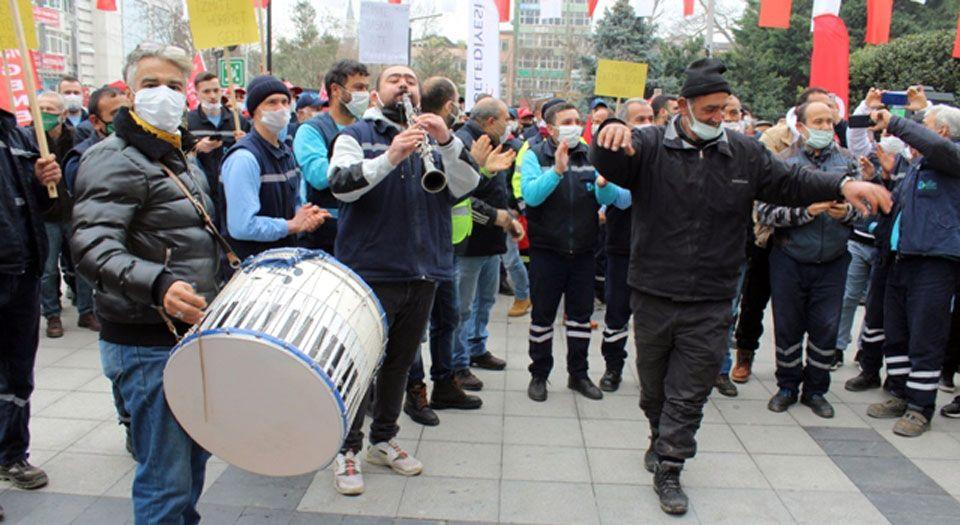 Photo of İzmit Belediyesi'nde sözleşme sevinci