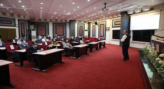 Photo of Kayseri Melikgazi'de hizmet için eğitim