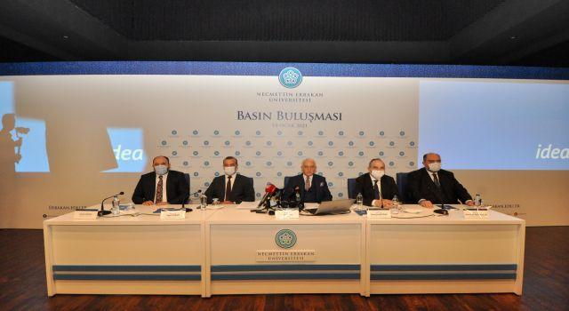 Photo of Konya Necmettin Erbakan Üniversitesi 2020'yi değerlendirdi
