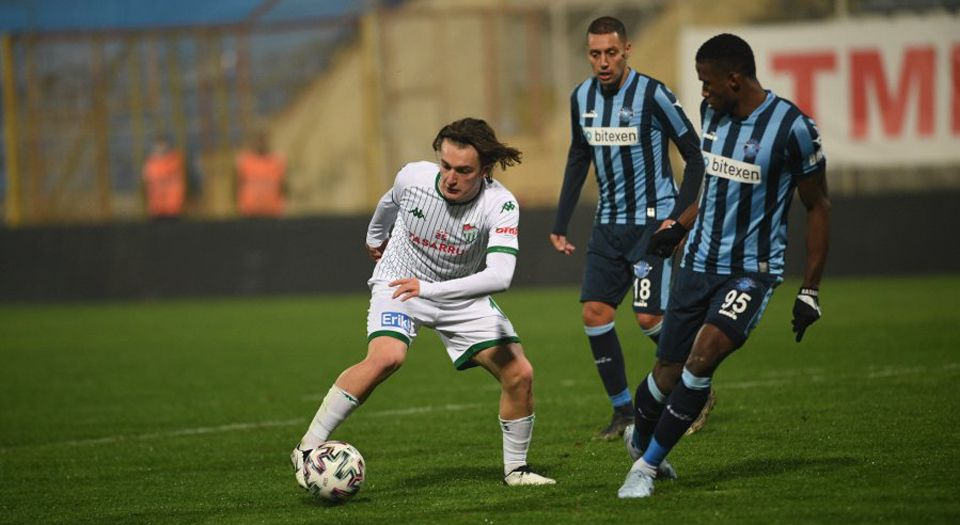 Photo of Bursaspor galibiyeti seriye bağladı